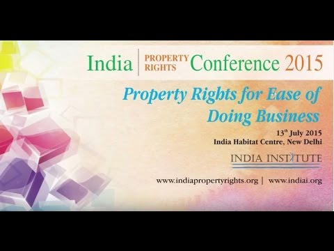 India Property Rights Conference 2015